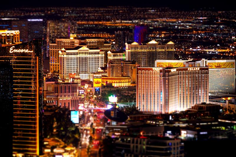 La Vegas Strip