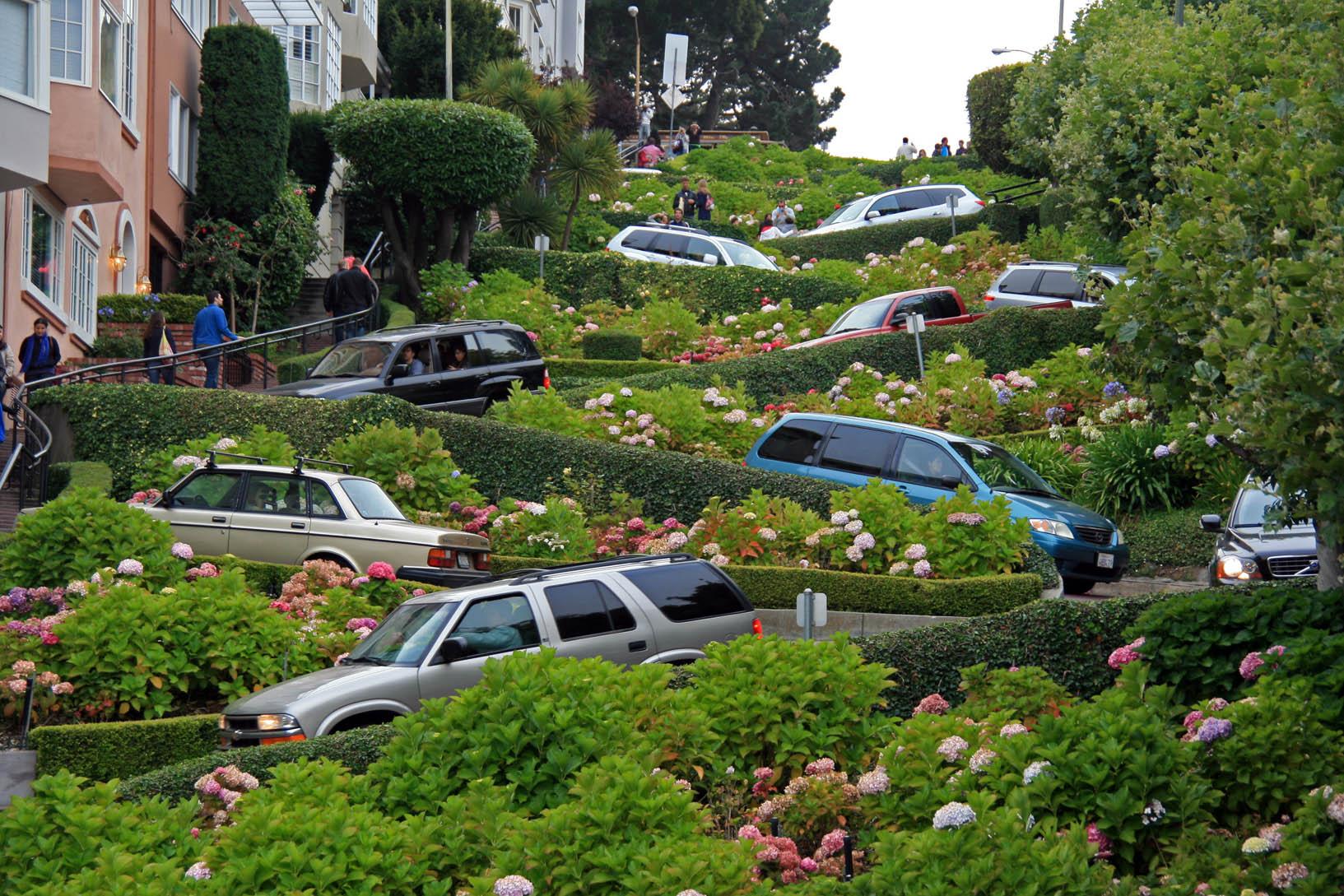 San Francisco S Top Tourist Attractions Sana