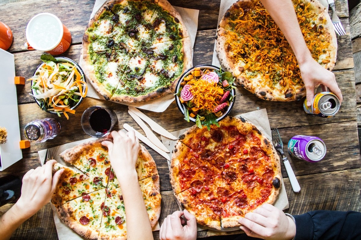 Best Pizza Places in Dubai – Sana